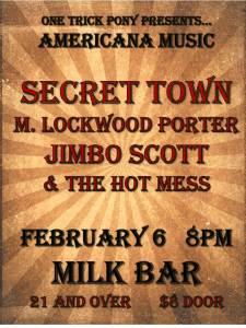 Poster MilkBarFeb6