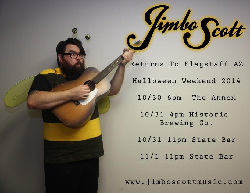 Flagtour 10.2014