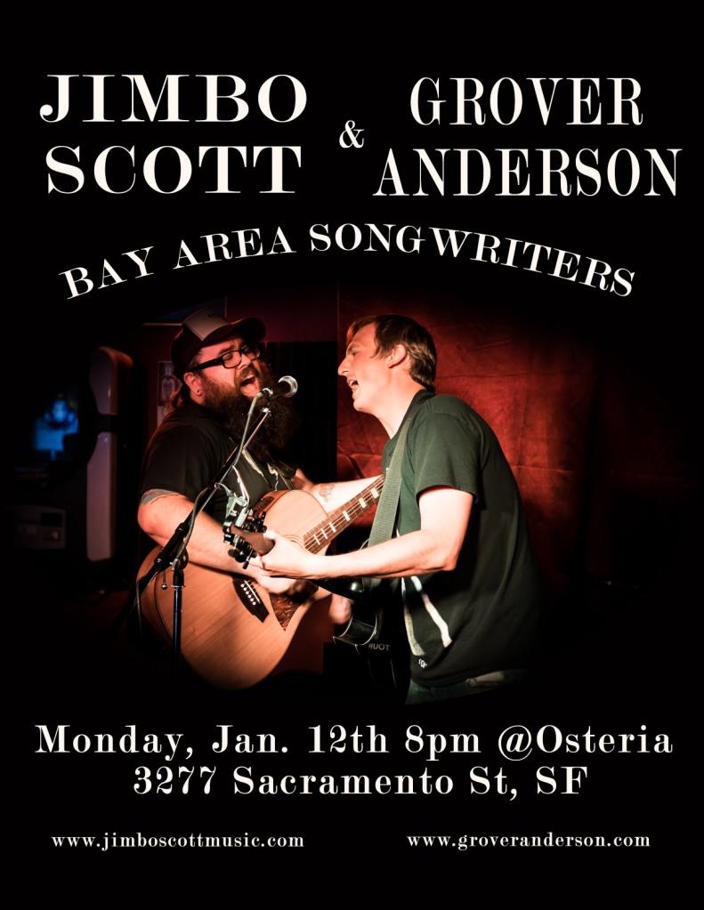 Acoustic Bistro 1.12.2015